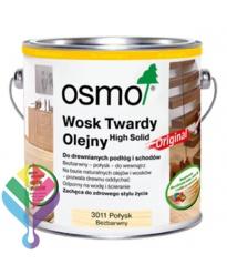 Osmo Wosk Twardy Olejny Original 3011 Połysk 25l