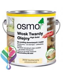 Osmo Wosk Twardy Olejny Original 3032 Jedwabisty Połysk 25l