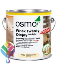 Osmo Wosk Twardy Olejny Original 3062 Matowy 25l