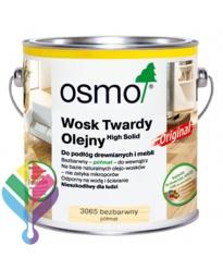 Osmo Wosk Twardy Olejny Original 3065 Półmat 25l