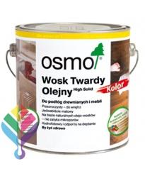 Osmo Wosk Twardy Olejny Kolor 25l