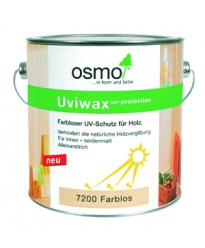 Osmo Uviwax Ochrona UV 0,75l