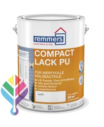 Remmers Compact Lack PU 750ml