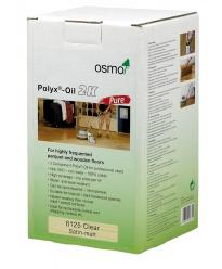 Osmo Wosk Twardy Olejny 2K Eco Pure 1l