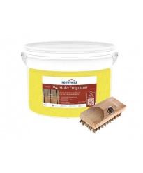 Holz-Entgrauer Remmers Środek do czyszczenia i rozjaśniania drewna 2,5l