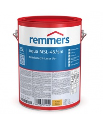 Lazura w żelu Remmers Aqua MSL45  z filtrem UV 750ml Wetterschutz