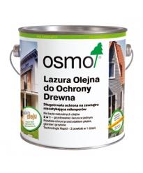 Osmo Lazura Olejna do Ochrony Drewna 2,5l